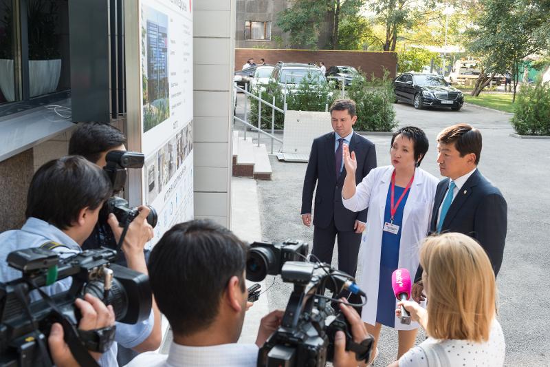 Институт Репродуктивной Медицины открыл новую клинику ЭКО в Алматы! фото