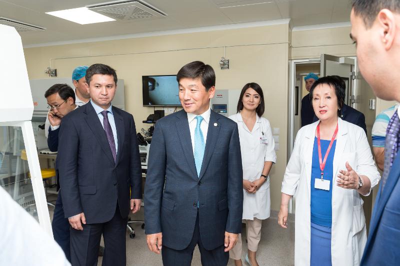 Институт Репродуктивной Медицины открыл новую клинику ЭКО в Алматы! фото 2