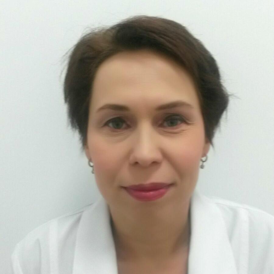 Ускова Елена Александровна