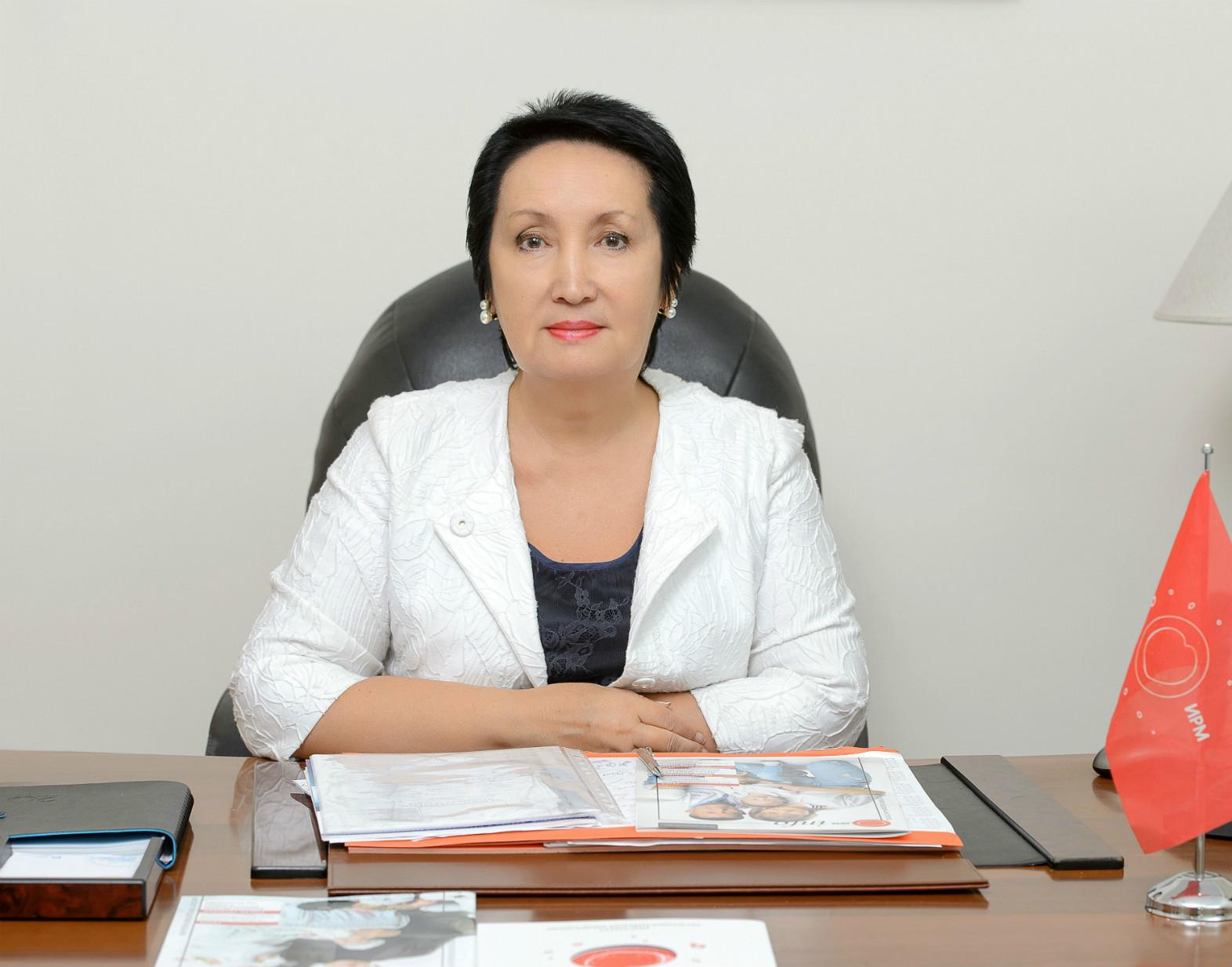 Джусубалиева Тамара Муфтаховна фото