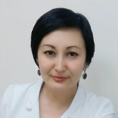 Токсанбаева Гульжан Тынышбековна