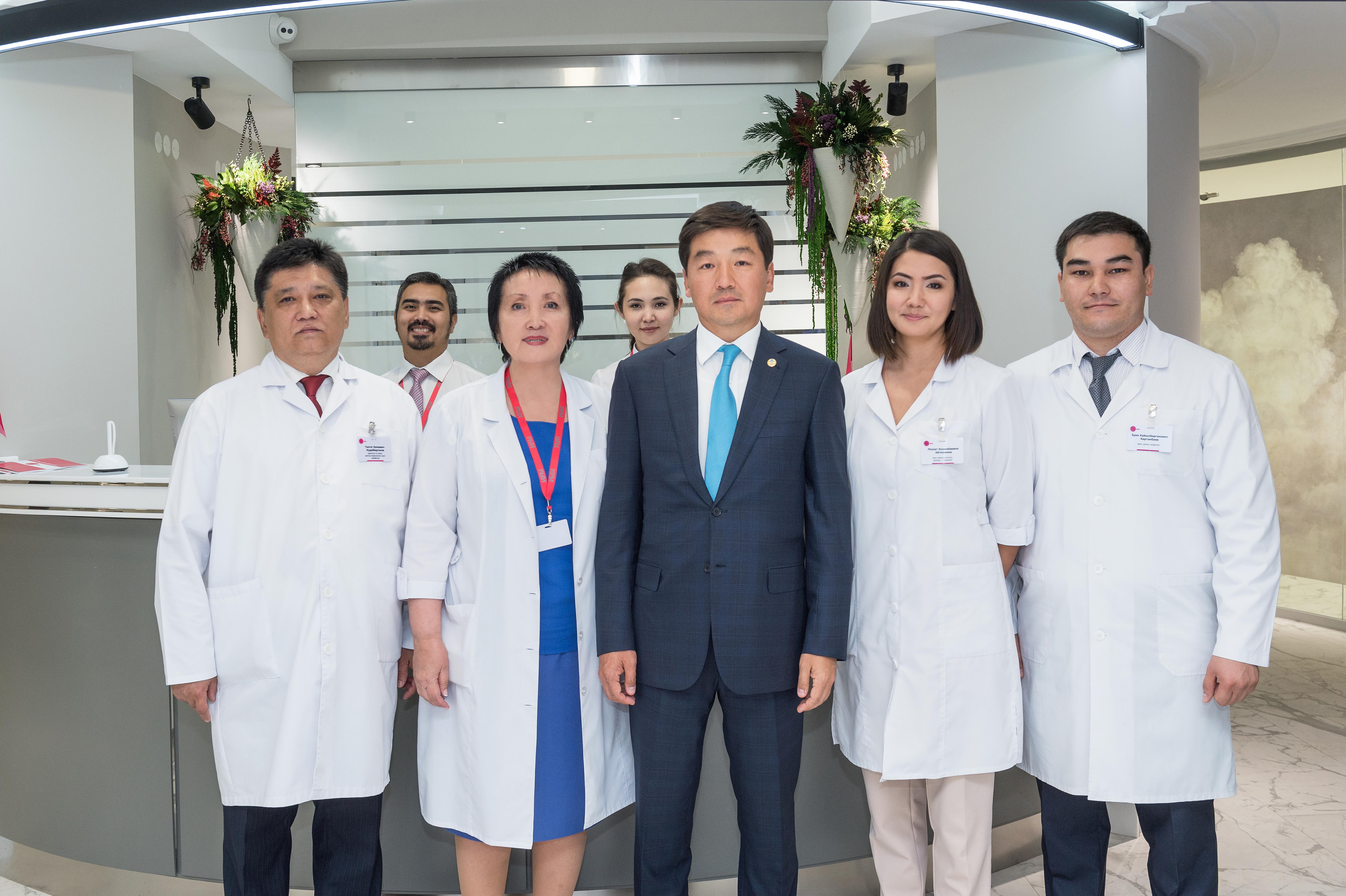 Институт Репродуктивной Медицины открыл новую клинику ЭКО в Алматы! фото 3