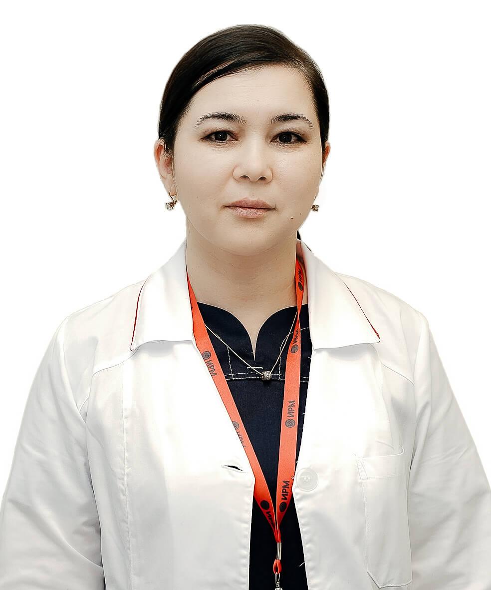 Есиркепова Диана Талгатовна фото