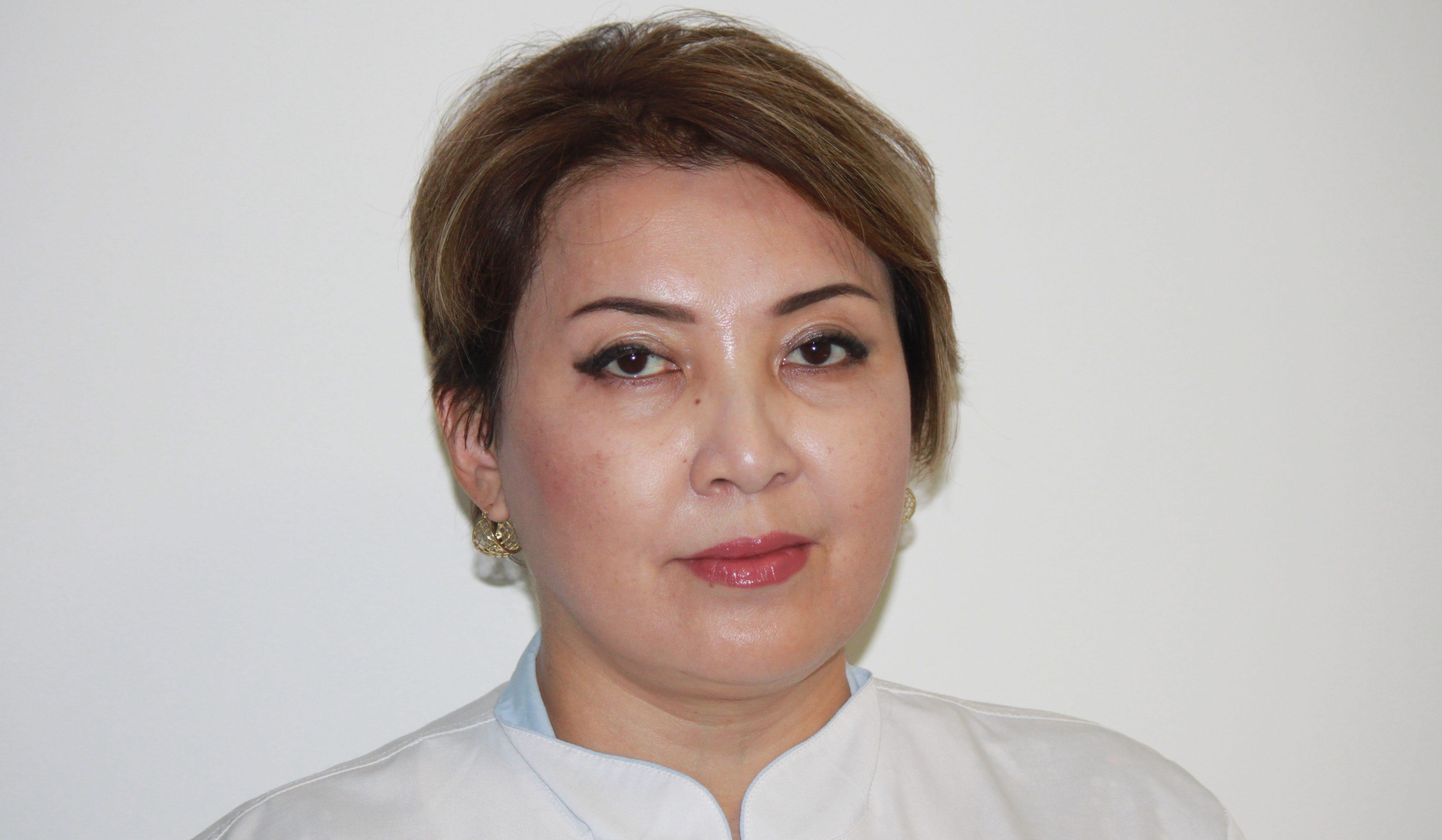 Султанова Жанат Умирзаковна фото