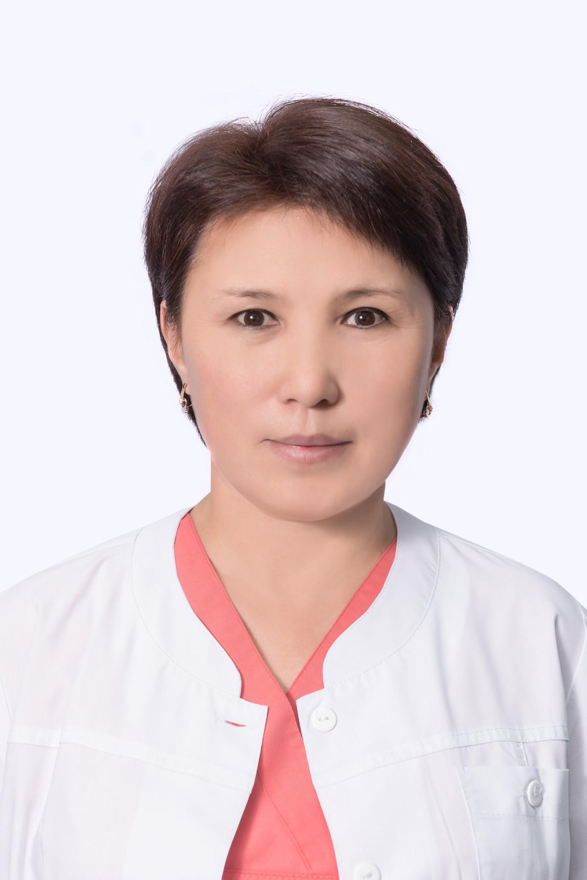 Алтынбекова Гульзира Нурмукашевна фото