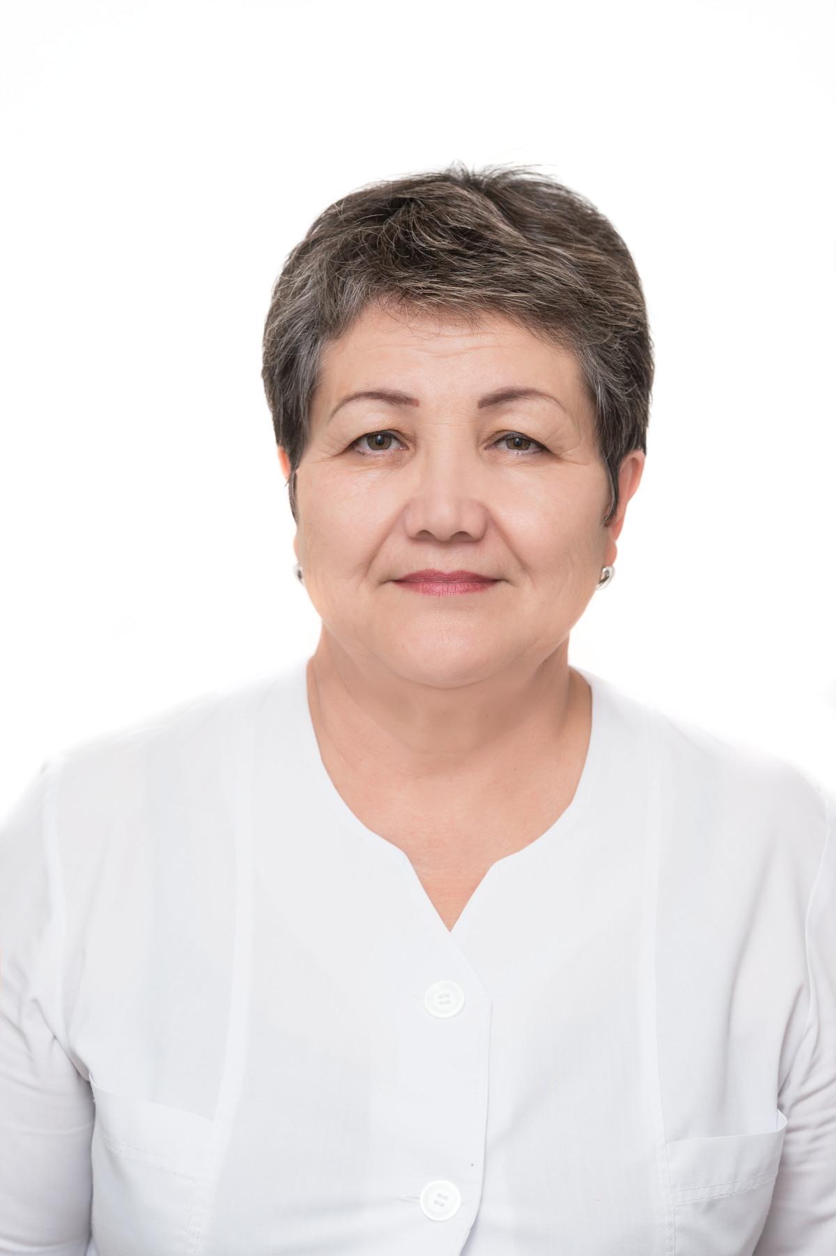 Бегимбаева Мензипа Саухумовна фото
