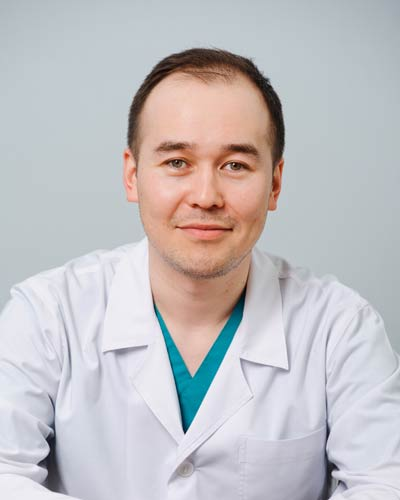 Тумарбеков Махмет Канышевич фото
