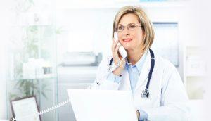 Бесплатная консультация доктора по телефону или Skype фото