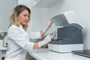 Исследование хромосом методом CGH фото