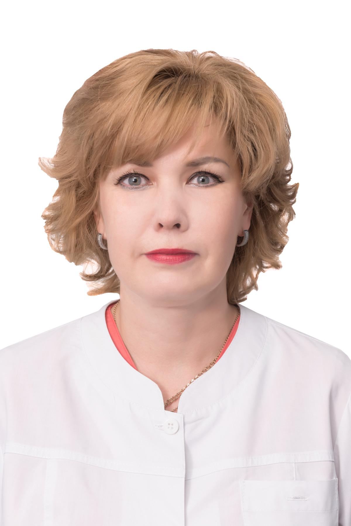 Емельянова Инна Владимировна фото