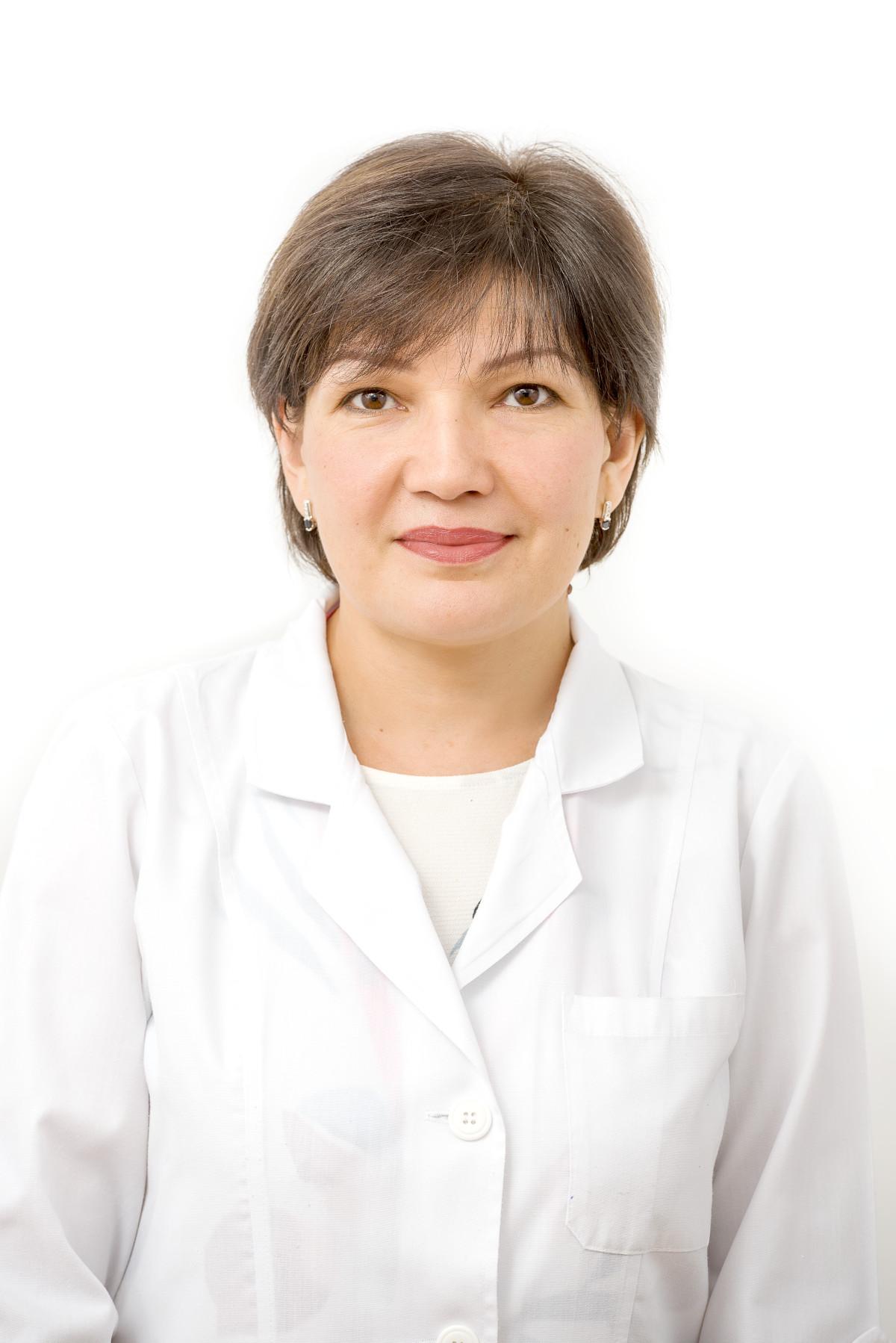 Ешимова Алия Агибаевна фото