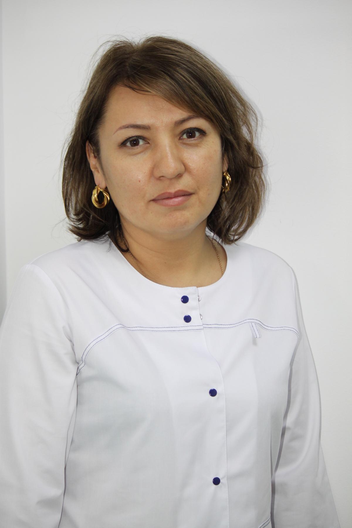 Биржанова Гаухар Турсунгалиевна фото