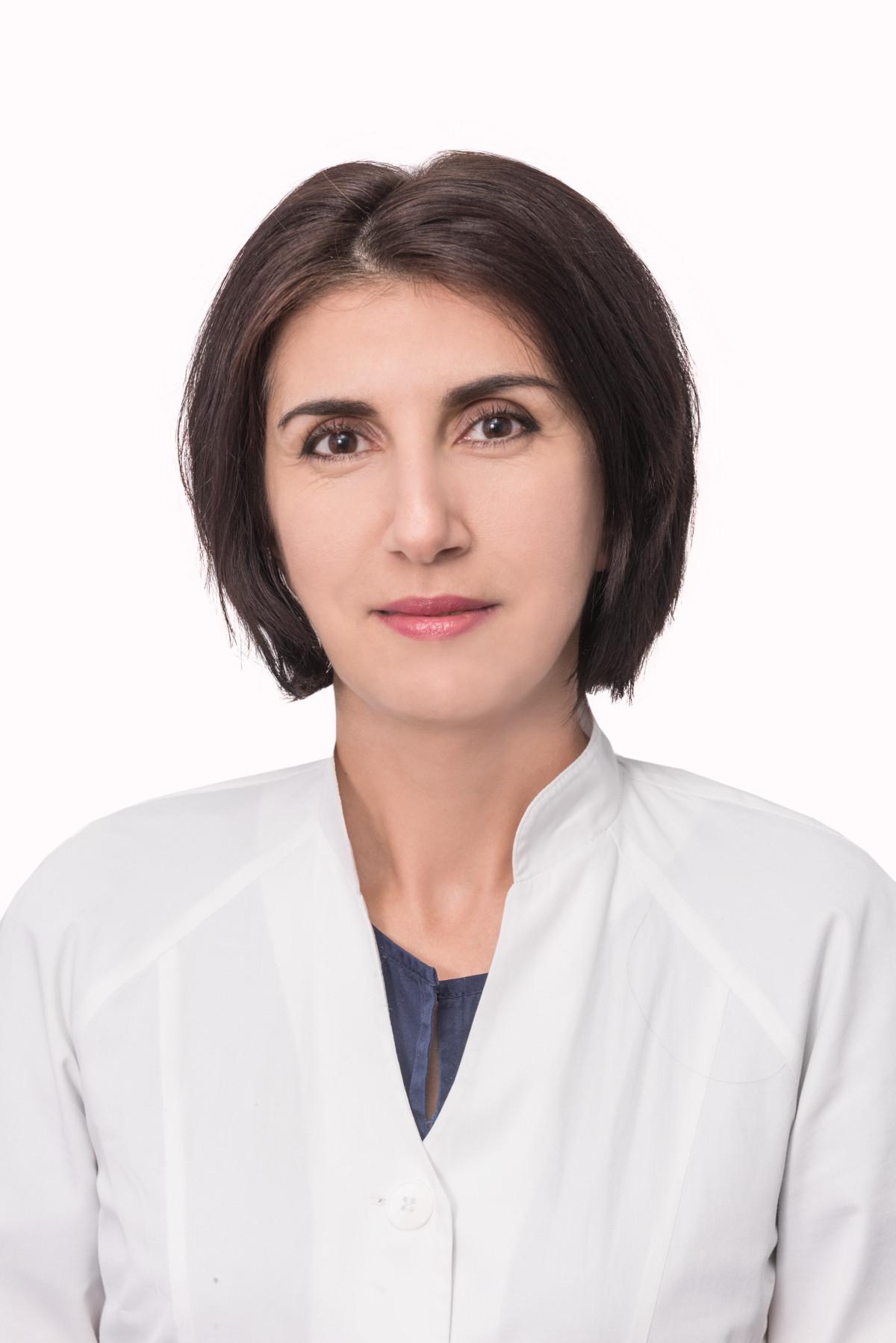 Гусейнова Камиля Алиевна фото