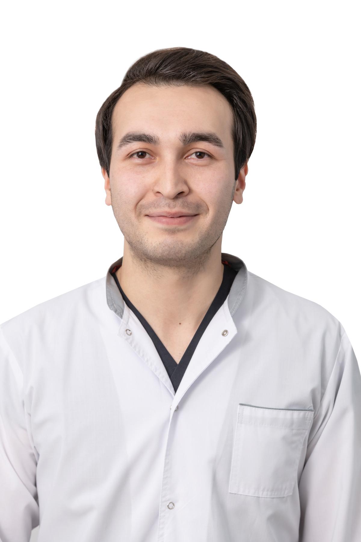 Каримжанов Ислам Неъматжанович фото