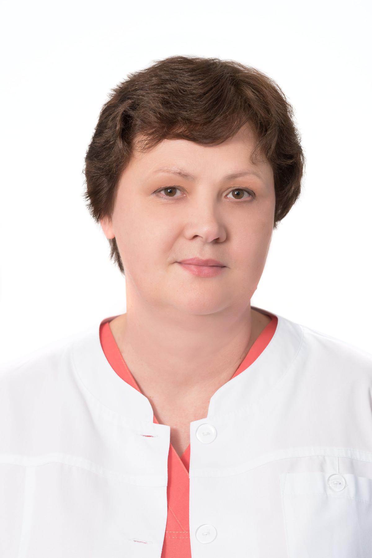 Краснощек Марина Владимировна фото