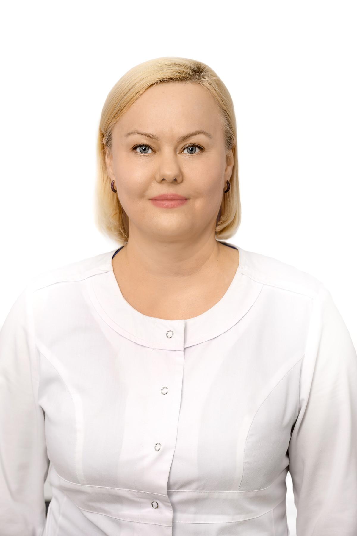 Лялькова Инна Александровна фото