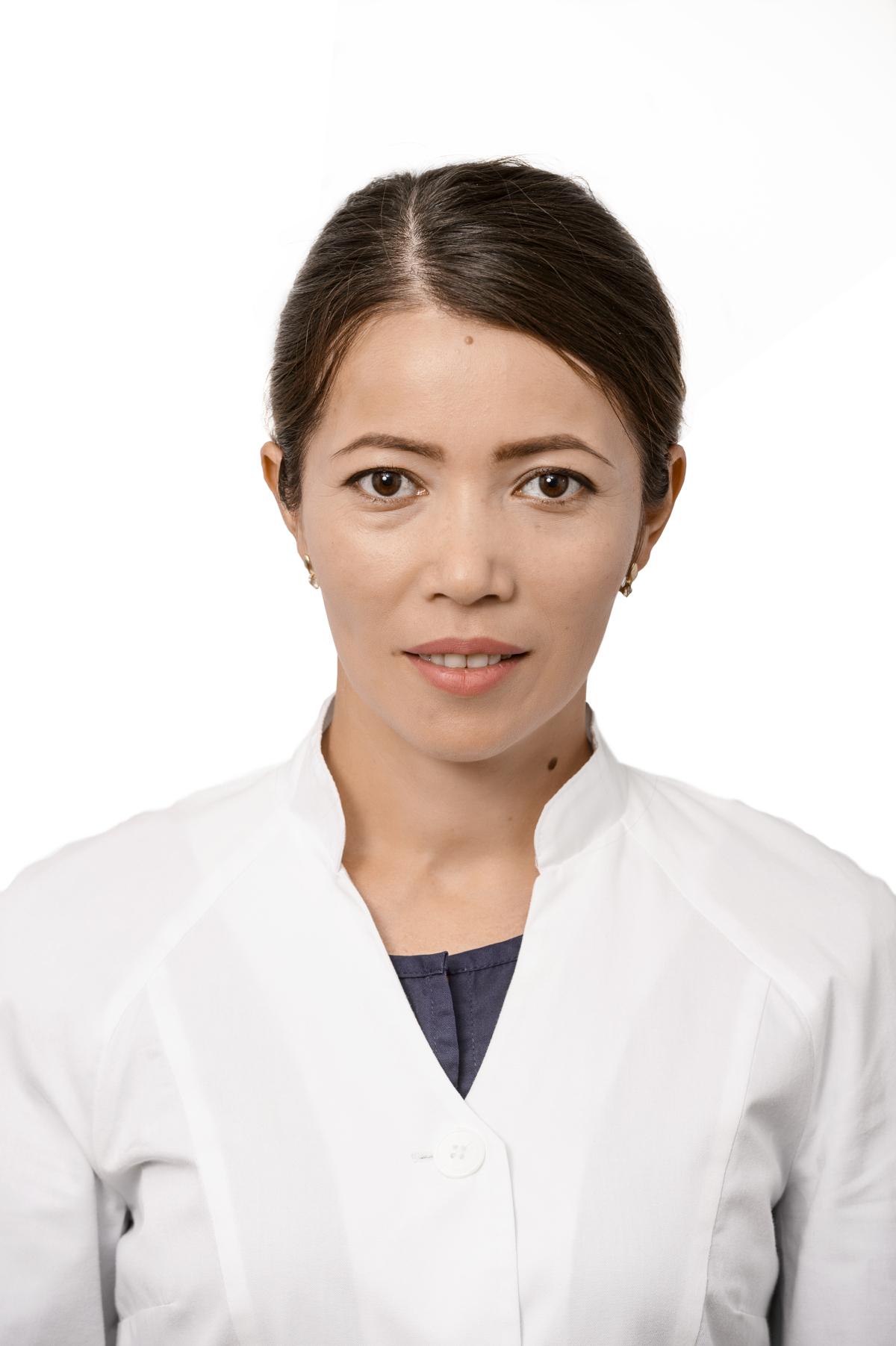 Нуртаева Жансулу Аманбаевна фото