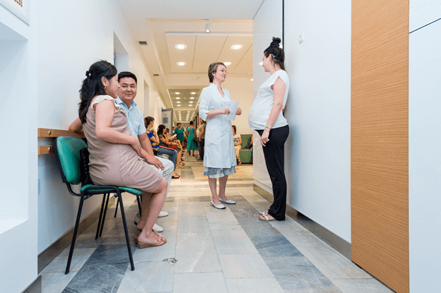 Центр суррогатного материнства, фото №1